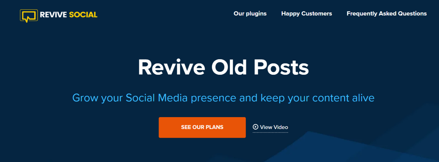 Revive Social Review - Revive Old Plugin