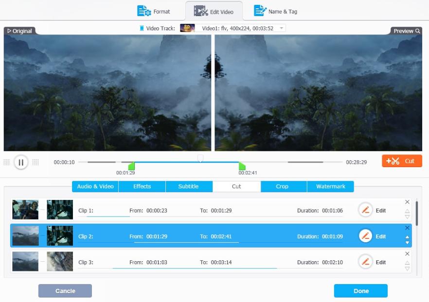 VideoProc Review - Edit Video