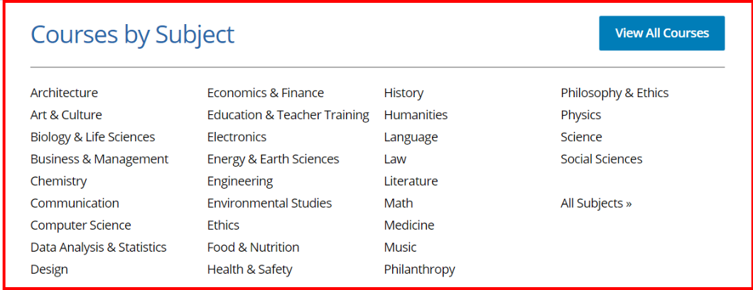 Udemy Vs. EdX - edX Courses