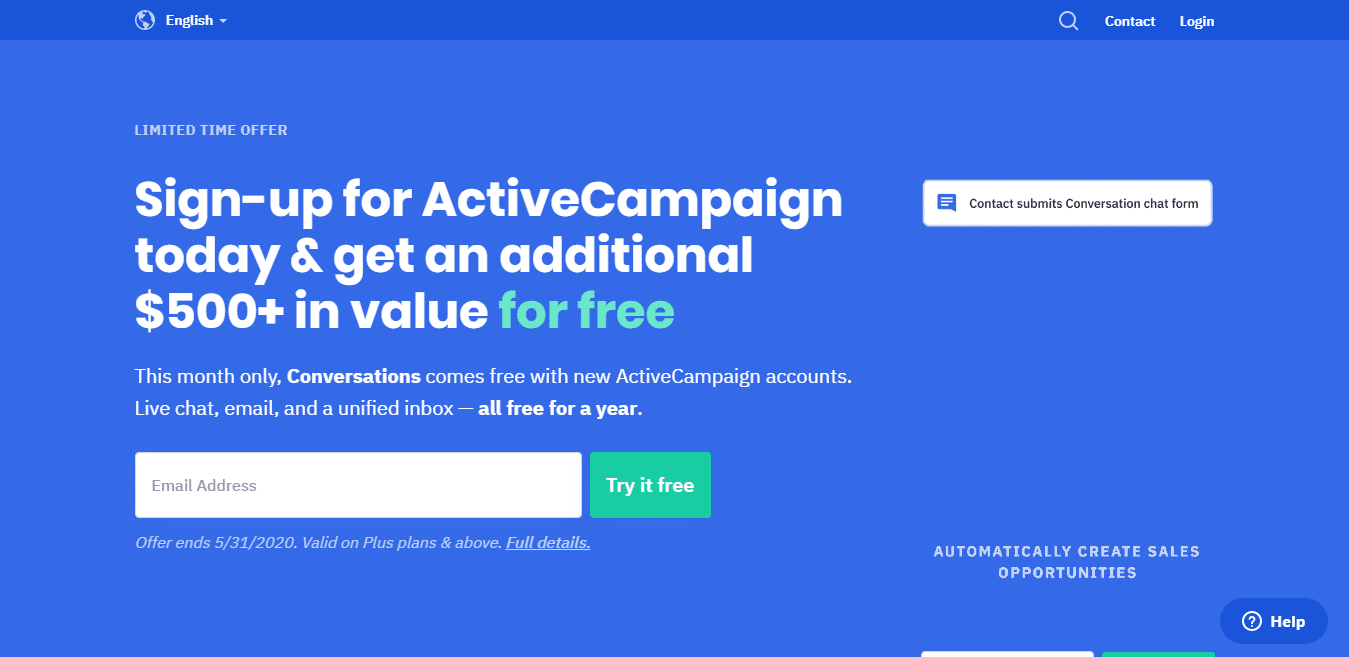 ActiveCampaign Overview