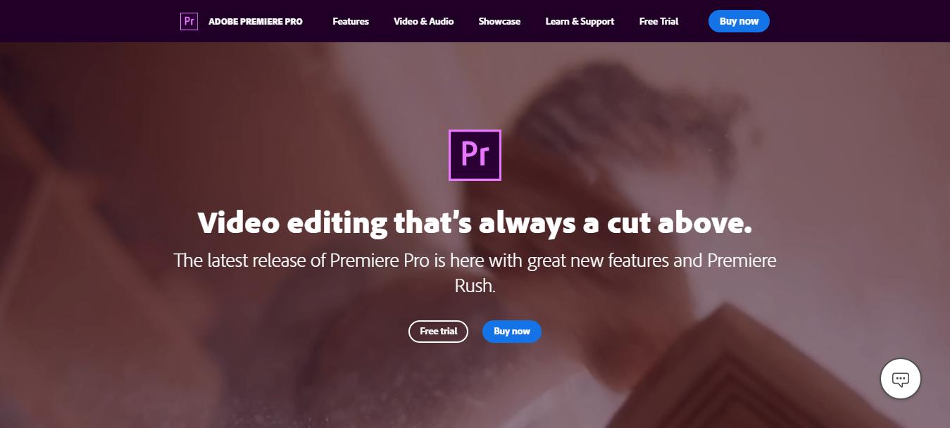 Adobe Premiere Pro Overview