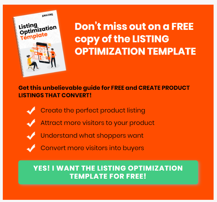 Amazing - Listing Optimization Templates