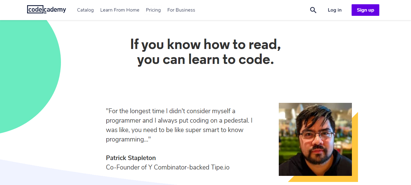 Codecademy Customer Reviews