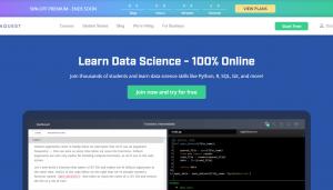 DataQuest Vs Udacity