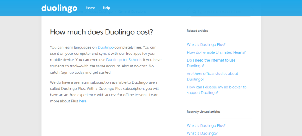 Duolingo Pricing Review