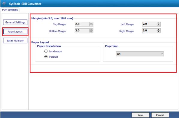 EDB Converter Review- EDB Files to PDF format
