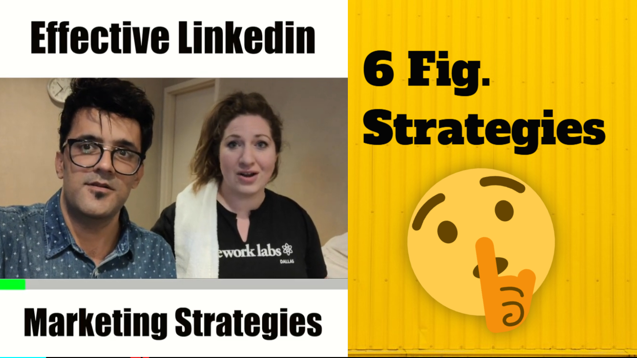 Effective LinkedIn Marketing Strategy