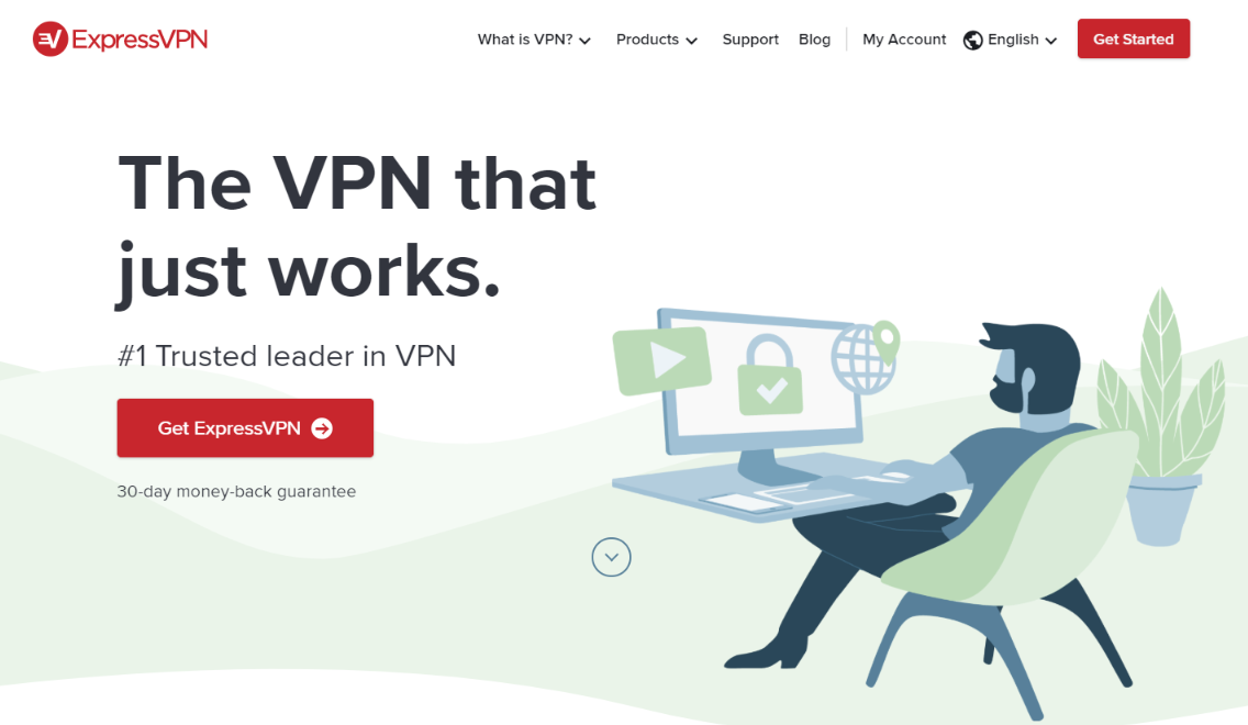 ExpressVPN vs IPVanish - Express VPN