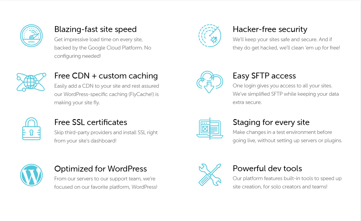 Flywheel - WordPress Hosting