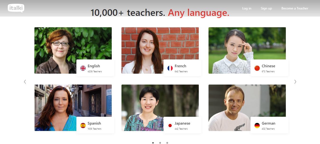 Italki Languages
