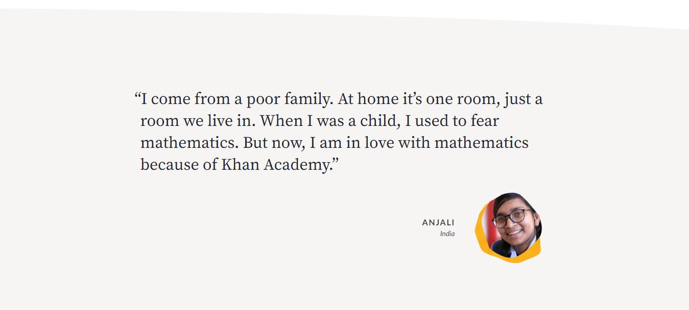 Khan Academy Customer Reviews