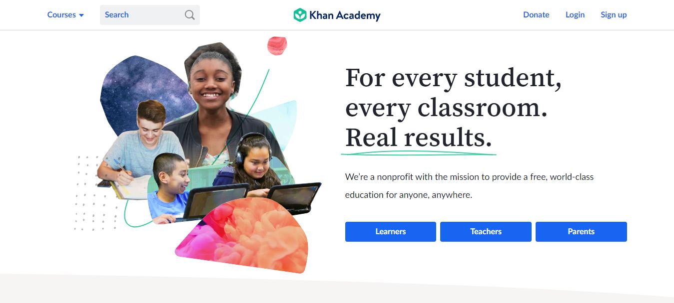 Khan Academy Overview
