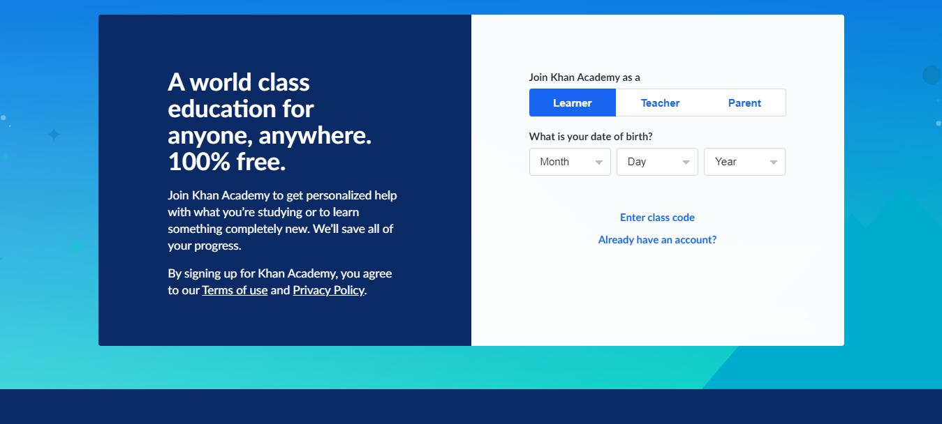 Khan Academy Pricing