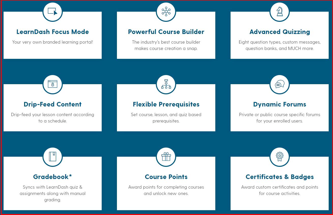 LearnDash - Course