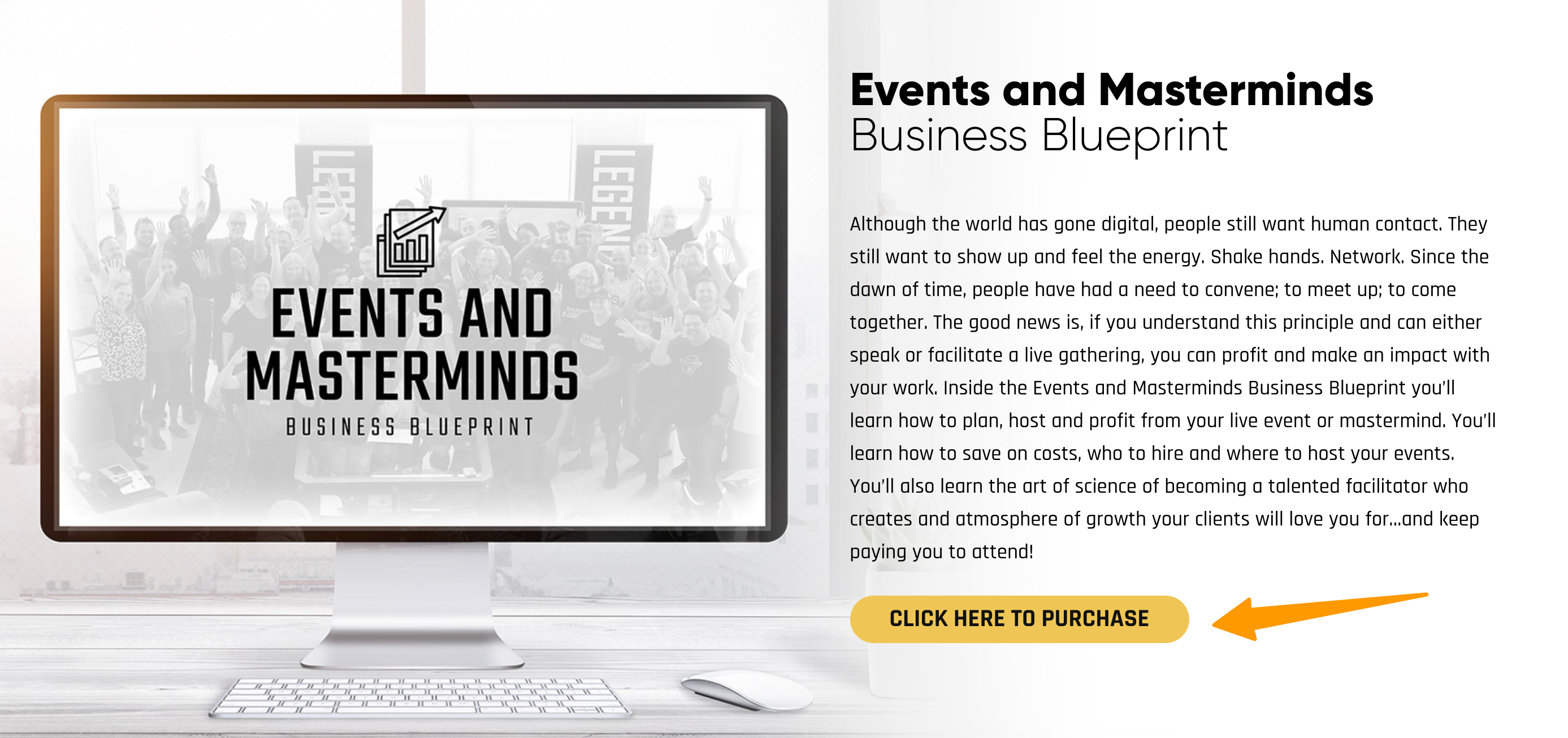 Legendary_Marketer — Events And Masterminds