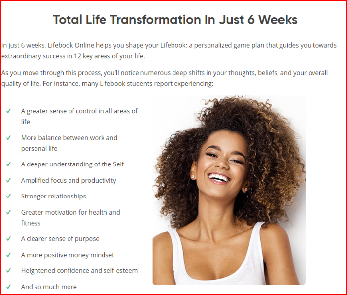 LifeBook MindValley Free Download- Life Transformation