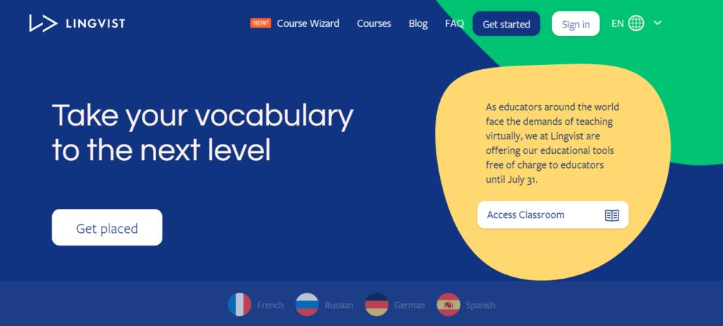 Lingvist Overview