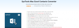 Mac Excel Contacts Converter