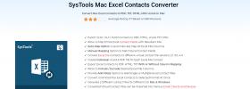 Mac Excel Contacts Converter