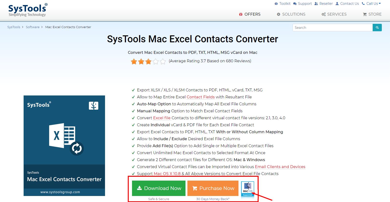 Mac Excel Contacts Converter Review- Mac Excel Contacts Converter