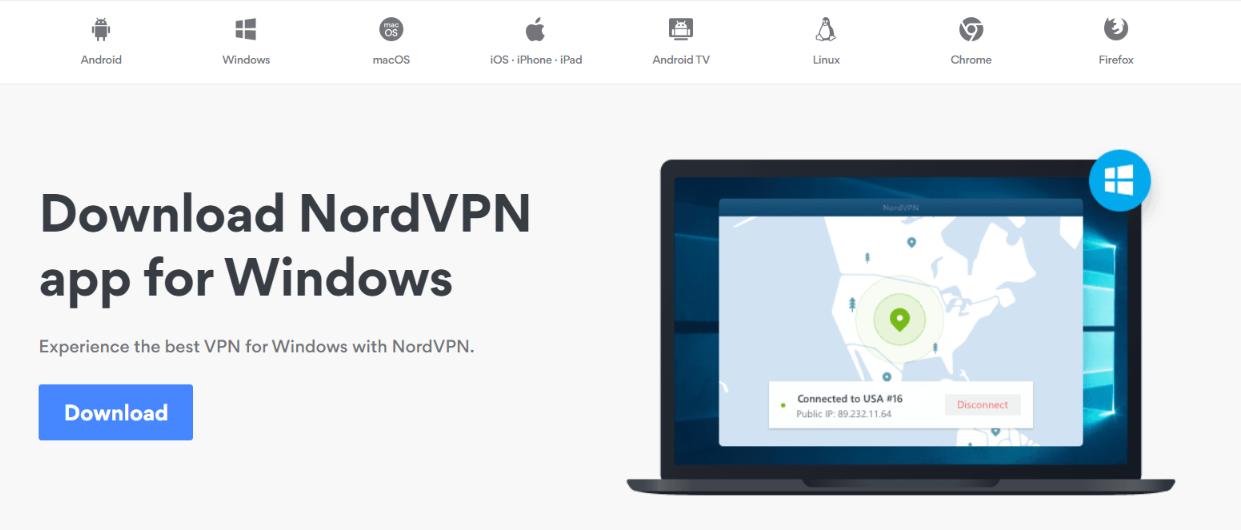 NordVPN App
