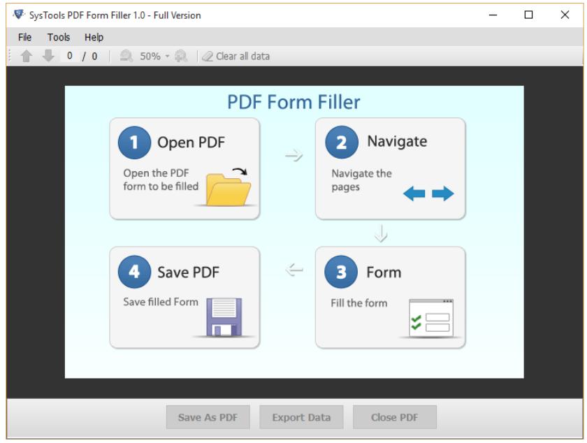 PDF Unlocker Review - Form Filler