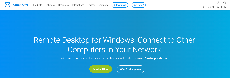 Remote_Desktop_for_Windows_TeamViewer