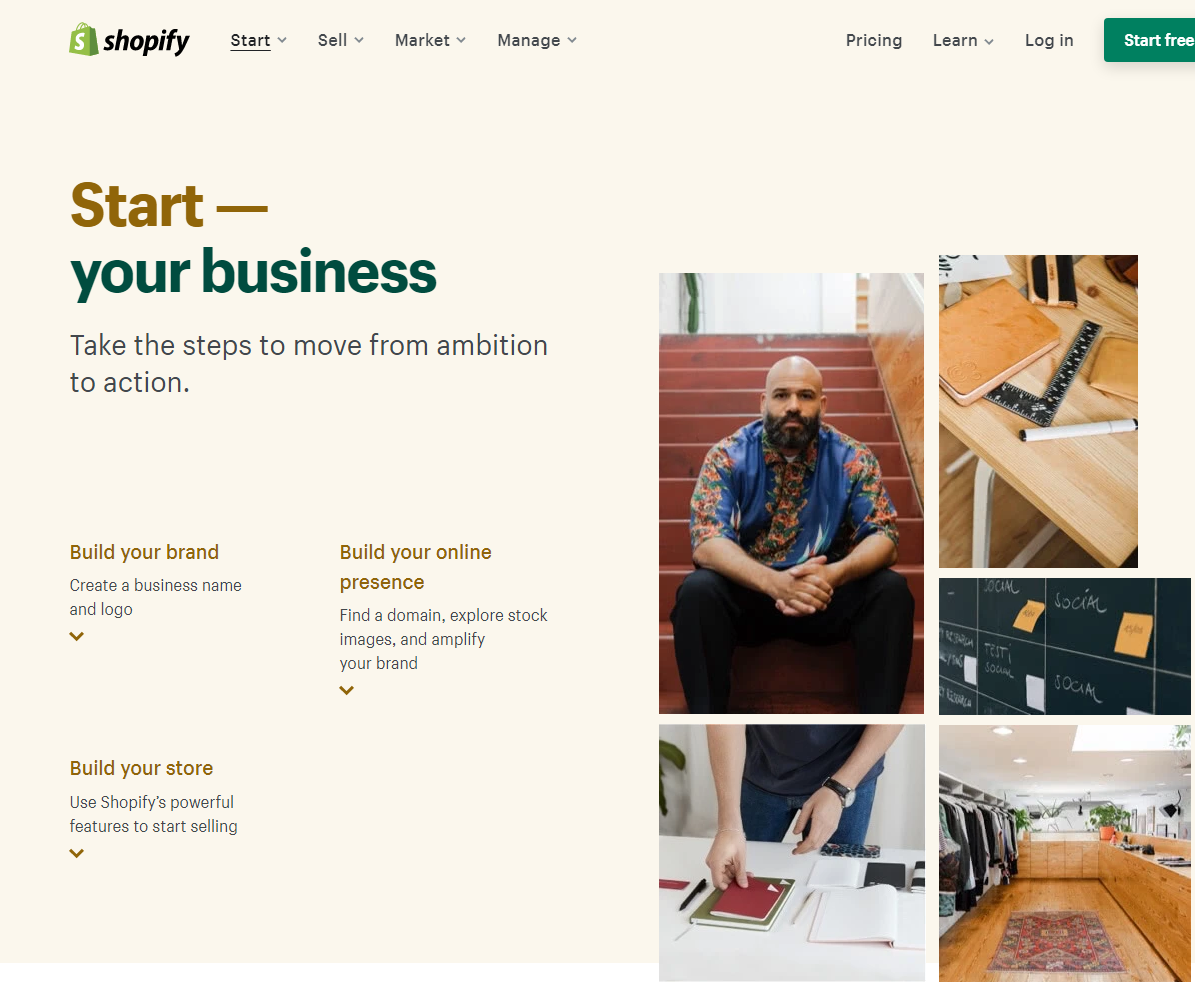 Shopify Overview