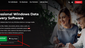 Stellar Data Recovery For Windows Review - Window Recovery Software