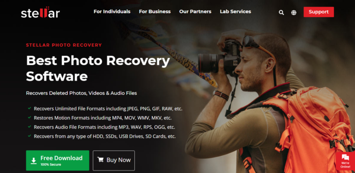 Stellar Photo Recovery Review