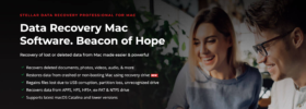 Stellar Recovery for Mac