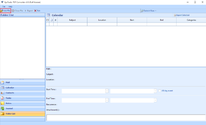Convert PST to Outlook Email- Sys Tool