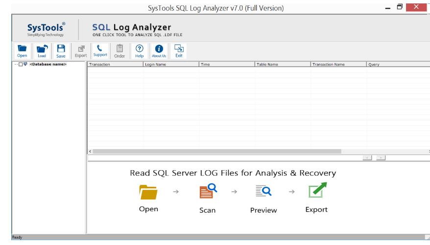 SysTools_SQL_Log_Analyser