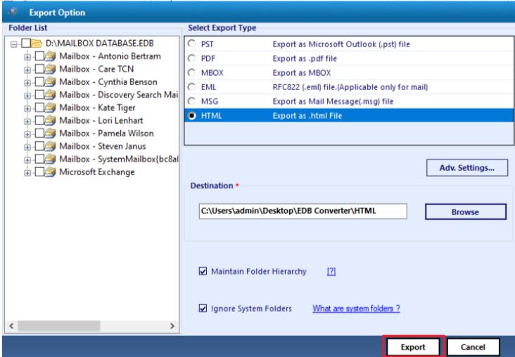SysTool EDB Converter Review
