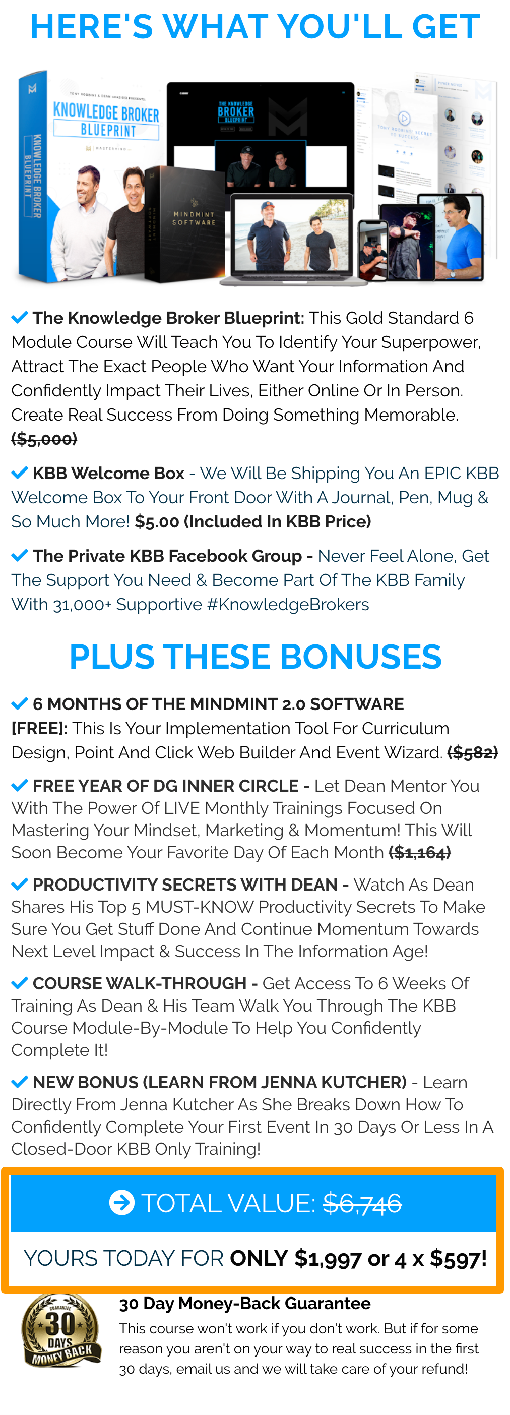 The KBB Method Review