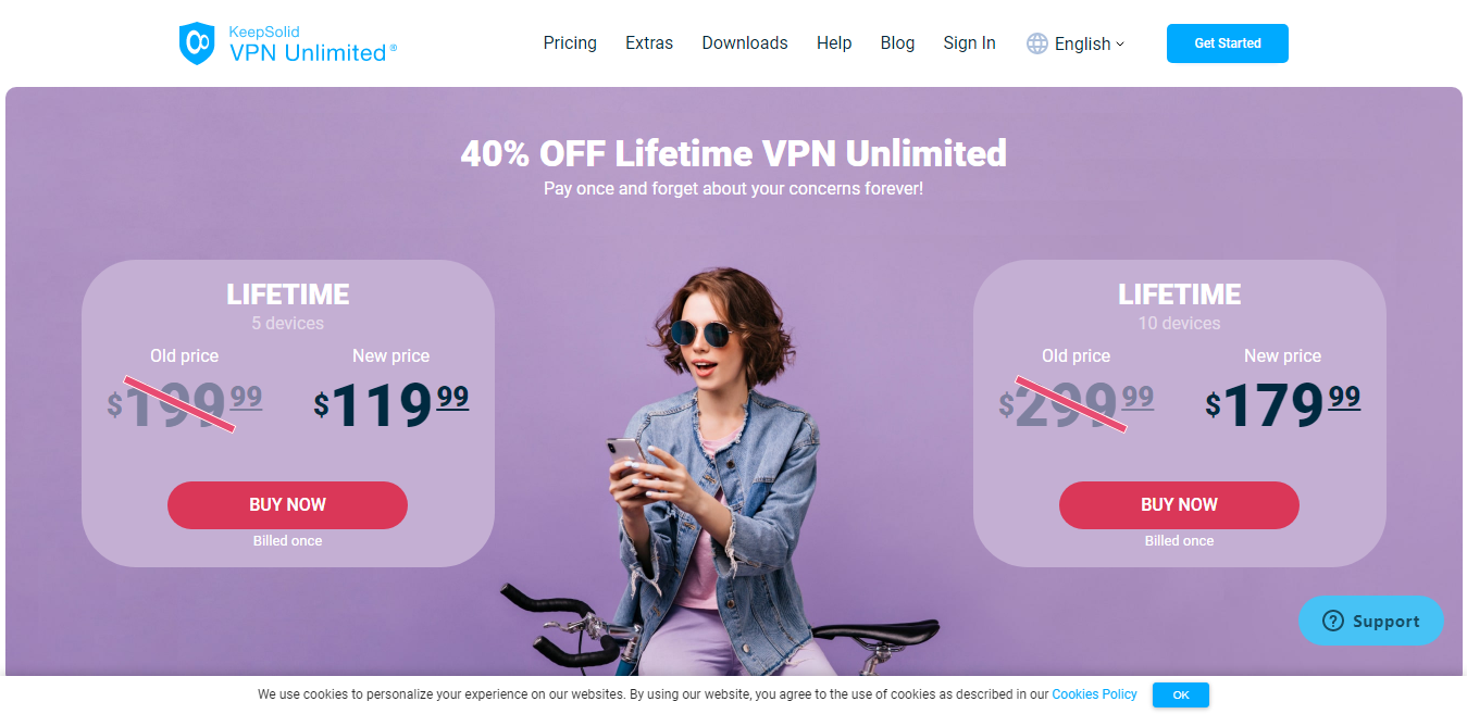 VPN Unlimited Overview