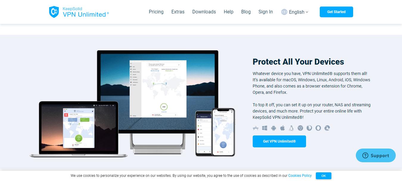 VPN Unlimited Secure
