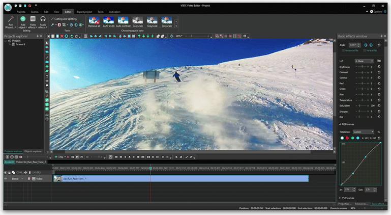 VSDC Video Editor Review - VSDC