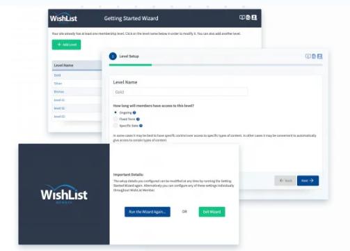 WishList Plugin