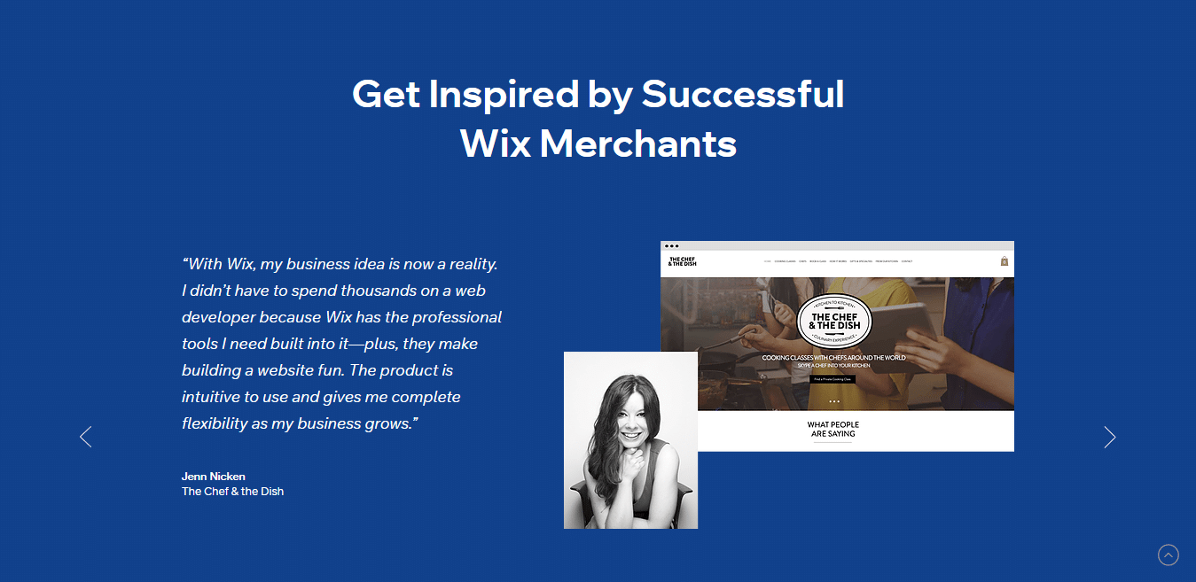 Wix Customer Reviews