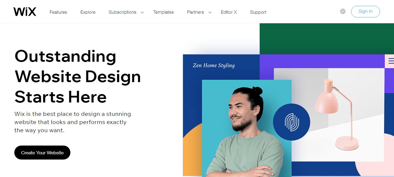 Wix Design