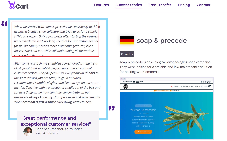 Woocommerce hosting online