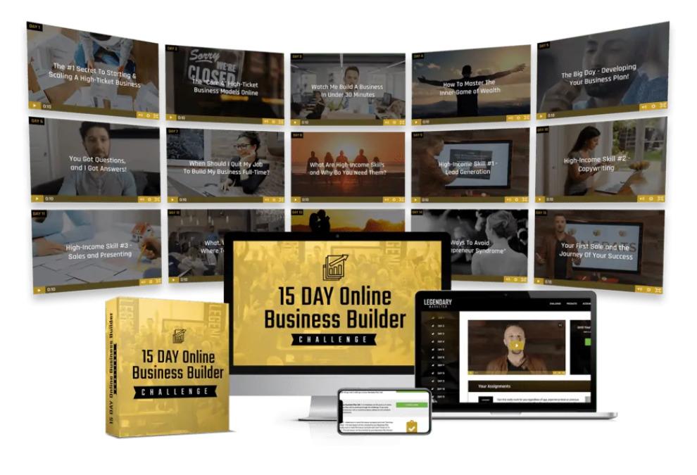 Legendary Marketer Jobs - Online Business