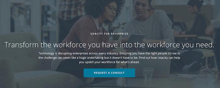 udacity-for-enterprise