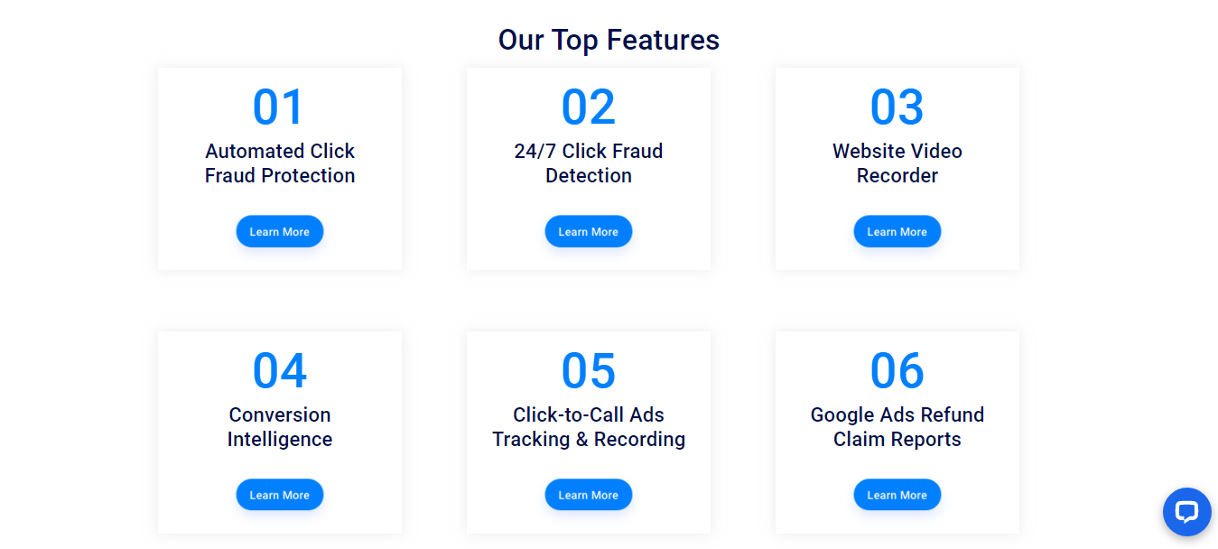Clixtell Features