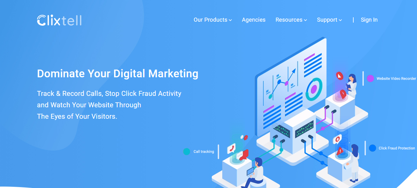 Clixtell Overview
