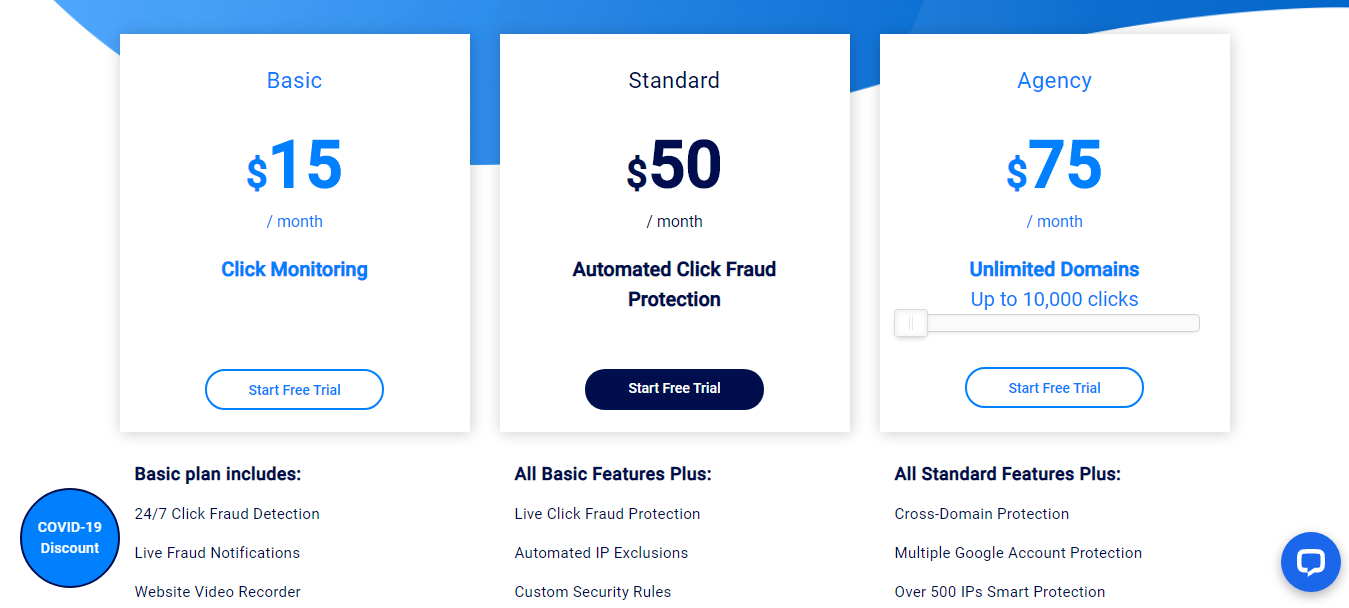 Clixtell Pricing