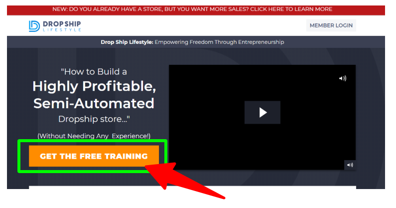 Top4 Best Dropshipping Courses - Dropship LifeStyle