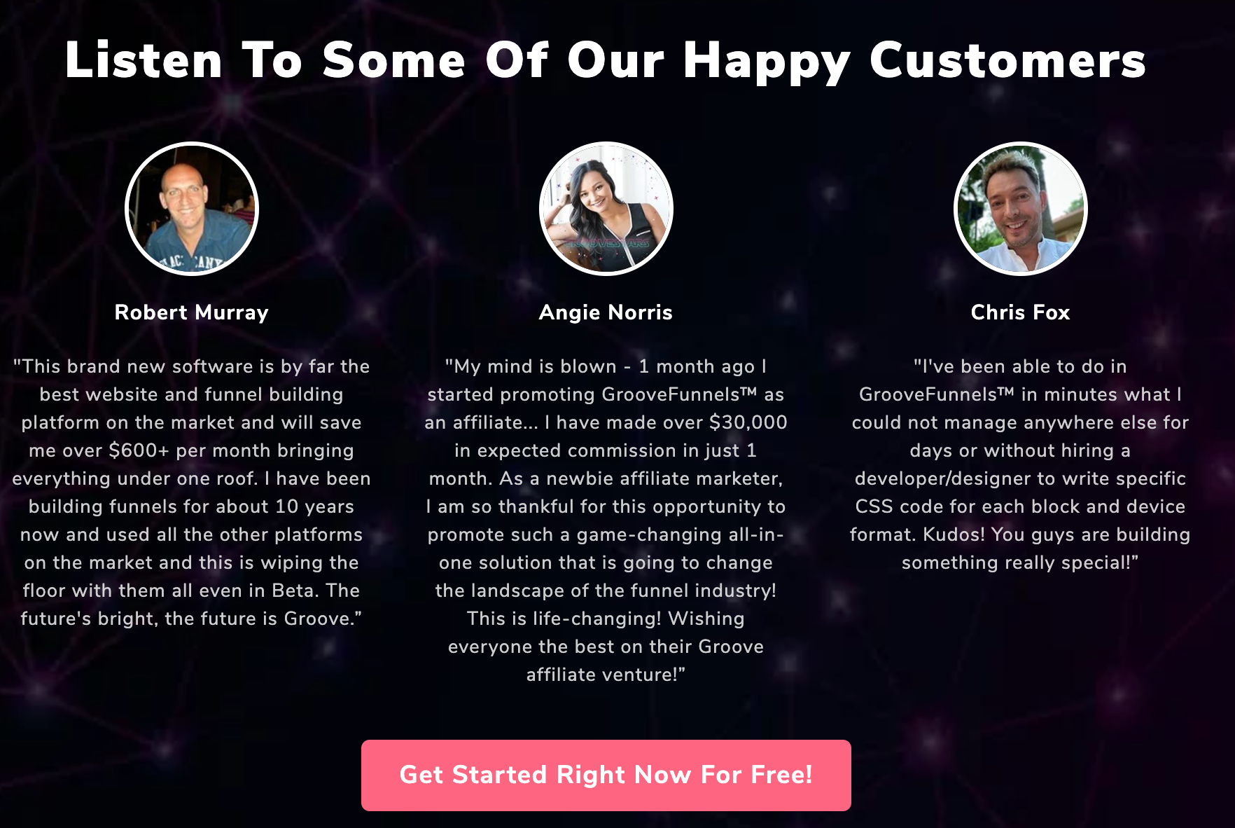 GrooveFunnels Customer Reviews