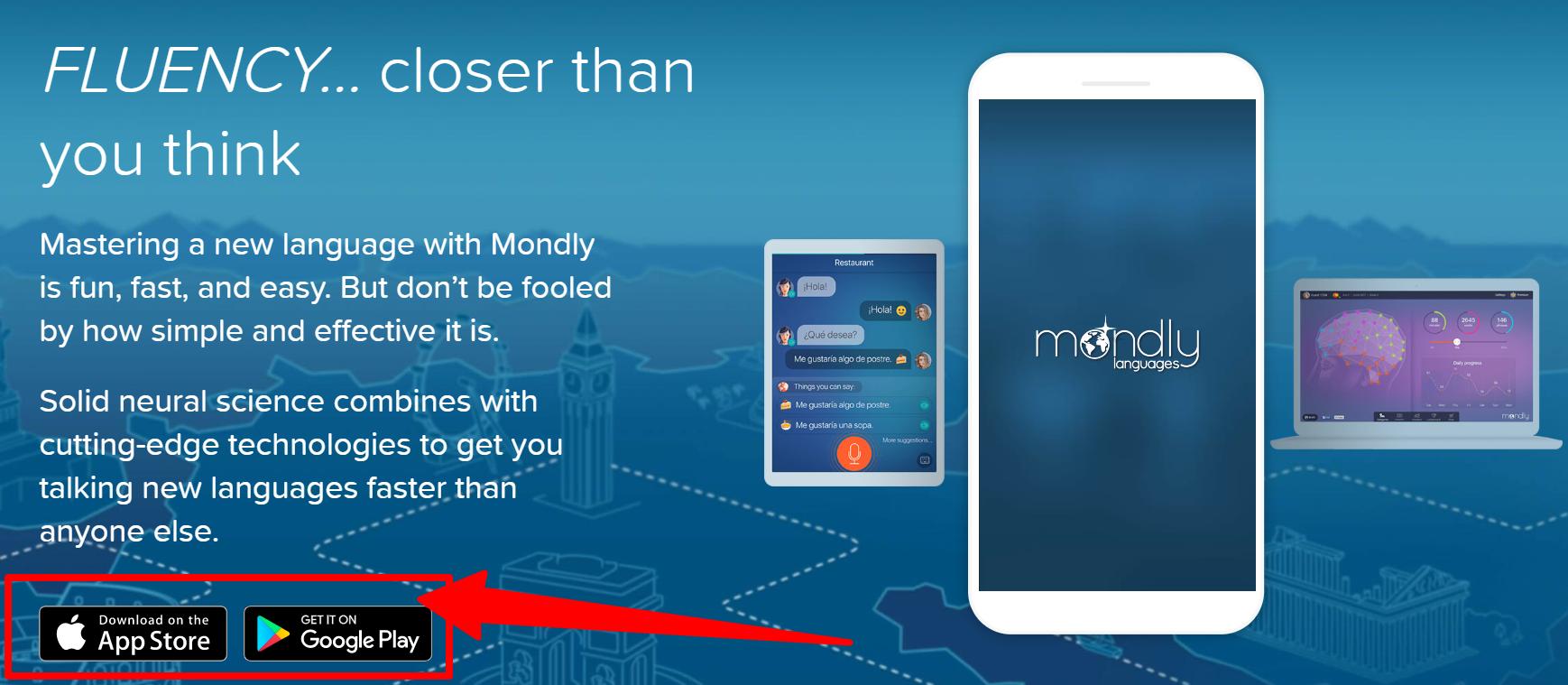 Mondly- App